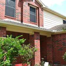 Rental info for 8515 Bloom Mist Court in the Houston area