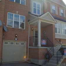 Rental info for 95 Seed House Lane - 3 Bedroom Townhome for Rent