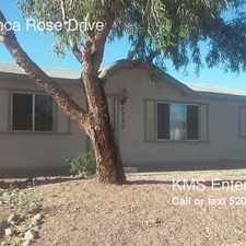 Rental info for 6390 W. Vinca Rose Drive
