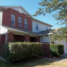 Rental info for 17115 Burrowdale Court in the Houston area