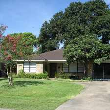 Rental info for 4703 Moore Street in the Houston area