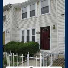 Rental info for Beautifully Renovated Townhome! Spacious Rooms & Finished Basement! A/C! Sign a 2 year lease and pay only $500 for your security deposit! in the Johnson Square area