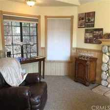 Rental info for 1308 St Anton Drive Lake Arrowhead Three BR, A lovely home fully