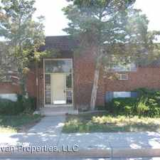 Rental info for 2835 Montebello Drive, West #4
