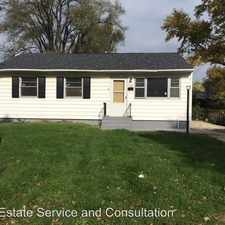 Rental info for 2649 Beech in the Springfield area