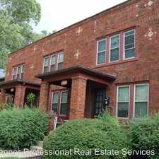 Rental info for 1354 Hollywood Pl in the Tri-Village area
