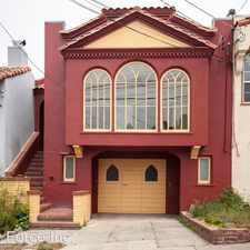 Rental info for 1638 25th Ave in the Outer Sunset area