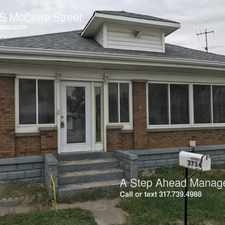 Rental info for 2734 S McClure Street in the Mars Hill area