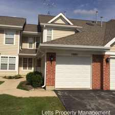 Rental info for 329 Sheffield Drive in the 60107 area