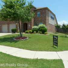 Rental info for 2017 Lake Highlands Dr. in the 75048 area