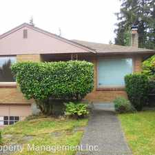 Rental info for 1253 NE 90th St. in the Maple Leaf area