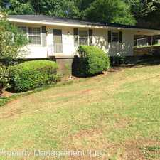 Rental info for 3667 Willow Lane Dr in the Montgomery area