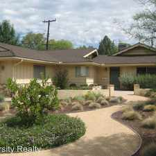 Rental info for 11355 Hillcrest St. in the Loma Linda area