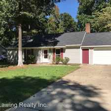 Rental info for 5330 Great Wagon Road in the Oak Forest area