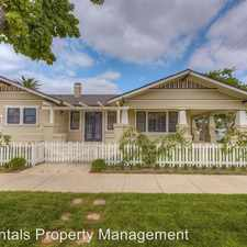 Rental info for 306 North Shaffer in the Anaheim area