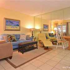 Rental info for 155 Medallion Boulevard #155B
