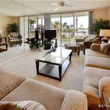 Rental info for 6021 Bahia Del Mar Circle #237