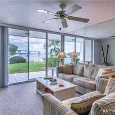 Rental info for 6081 Bahia Del Mar Circle