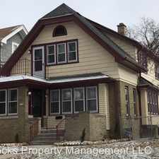 Rental info for 2734A N 50TH in the Milwaukee area