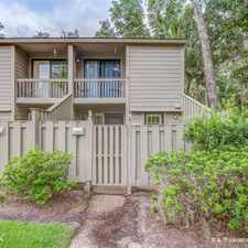 Rental info for 37 Sailmaster Common in the Hilton Head Island area