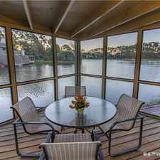 Rental info for 10 Fishermans Cove Rd