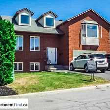 Rental info for 6533 Richer Drive #B in the Orleans area