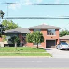 Rental info for 982 Willowdale Avenue in the Newtonbrook East area