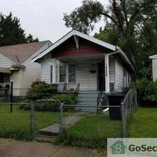 Rental info for Email today on this home located on Detroit's West side. 3 bedrm, 1 bath home! in the Mcnichols area