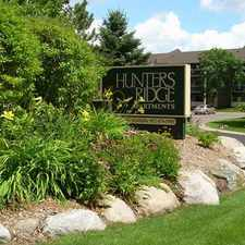 Rental info for Hunters Ridge Apartments