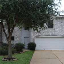 Rental info for 9011 Canton Park Lane in the Houston area