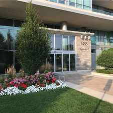 Rental info for 1055 Southdown Road #1001 in the Mississauga area