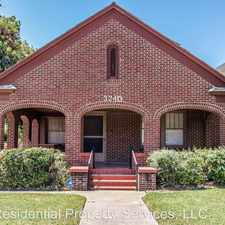 Rental info for 3240 S. University Dr in the Texas Christian University area