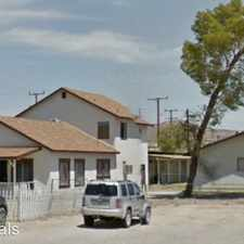 Rental info for 29504 US HWY 58 in the Barstow area