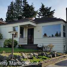 Rental info for 2407 NW Neptune Pl in the North Beach-Blue Ridge area