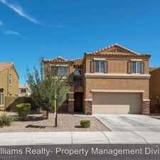 Rental info for 3958 W Geronimo St in the Chandler area