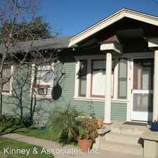 Rental info for 372 NEWPORT in the Belmont Heights area