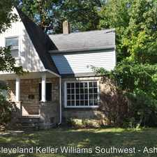 Rental info for 1104 S Green Road in the South Euclid area