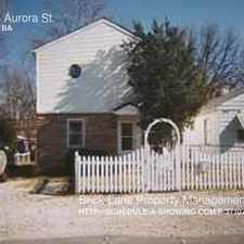Rental info for 3945 Aurora St. in the University Heights area