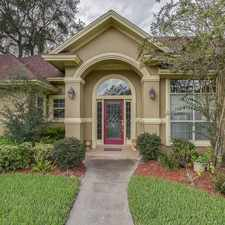 Rental info for 12647 Mission Hills Circle South in the Fort Caroline Shores area