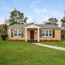 Rental info for View Today! Apply Today! Beautiful 3 Bedroom Home! in the Augusta-Richmond County area