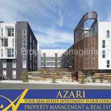 Rental info for AZARI PM - FABULOUS Shipyard Townhome with Bay Views in the Hunters Point area