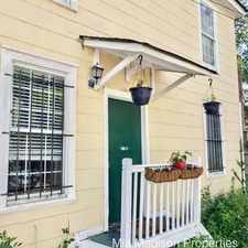 Rental info for 411 A East Gaston lane in the Savannah area