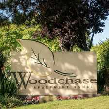Rental info for Woodchase Apartments in the Halcyon-Foothill area