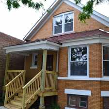 Rental info for 3837 North Kedzie Avenue #2 in the Irving Park area