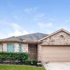 Rental info for 22227 Queenbury Hills Drive in the Houston area