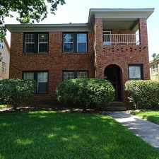 Rental info for 2416 Wentworth Street in the Houston area