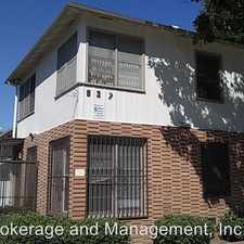 Rental info for 637 E. 8TH STREET in the Downtown area