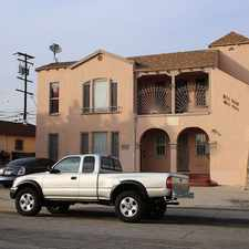 Rental info for 5131 Boswell Pl. in the East Los Angeles area