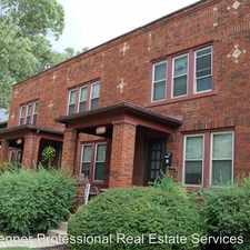 Rental info for 1350 Hollywood Pl in the Tri-Village area