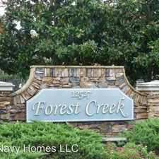 Rental info for 1745 Forest Lake Circle W #2